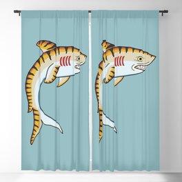 Tiger Shark Blackout Curtain