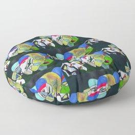 Mardi Gras  #society6  #decor  #buyart Floor Pillow