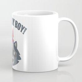 Boy Birthday Raccoon Animal Kids Children Party Celebration gift idea Coffee Mug