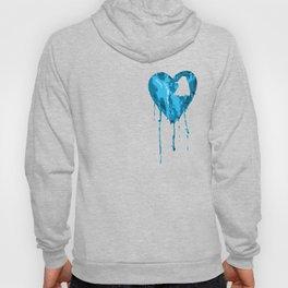 Co/d Heart Hoody