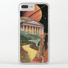 Night At The Opera Clear iPhone Case