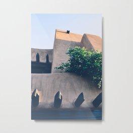 Santa Fe, New Mexico Metal Print