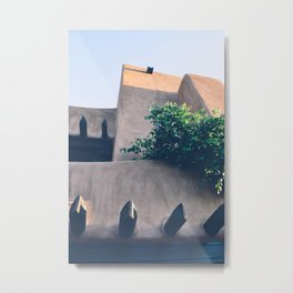 Santa Fe, New Mexico Metal Print