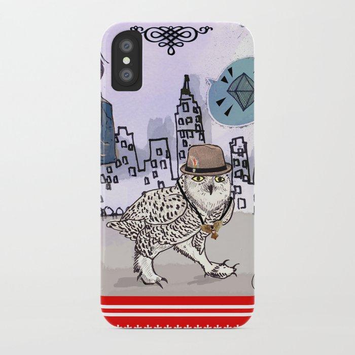 Department Store Saga iPhone Case