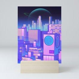 Space Shibuya Mini Art Print