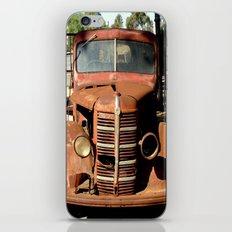 One Eyed Bedford Truck iPhone & iPod Skin