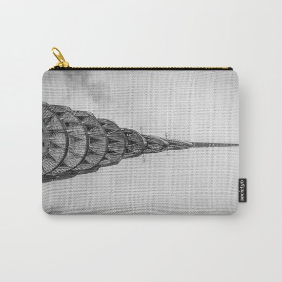 Chrysler Building New York USA Carry-All Pouch