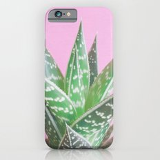Pink Aloe Tiki iPhone 6s Slim Case