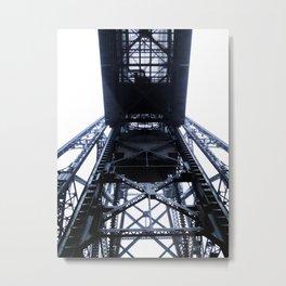 Foggy Lift #4 Metal Print