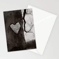 love on the quad Stationery Cards