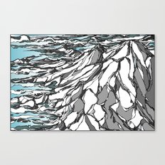 Mt. Hood Canvas Print
