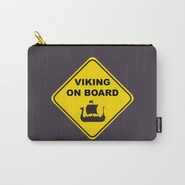 VIKING ON BOARD Carry-All Pouch