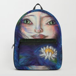 Women in Water Backpack