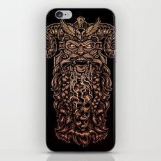 Viking Rabies iPhone & iPod Skin