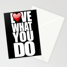 LOVE 2 Stationery Cards