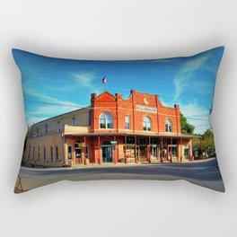 H.D. Gruene Building, Gruene Rectangular Pillow