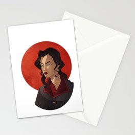 Miss Sato Stationery Cards