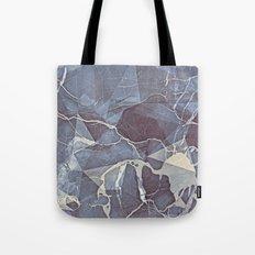 Geometric Marble Tote Bag