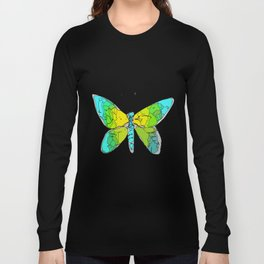 Butterfly-3 Long Sleeve T-shirt