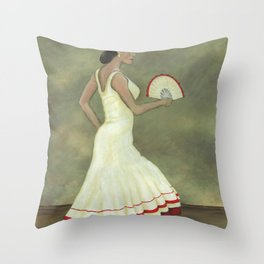 Romani Step Throw Pillow
