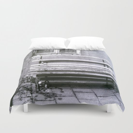 Many quiet moments to rest Duvet Cover