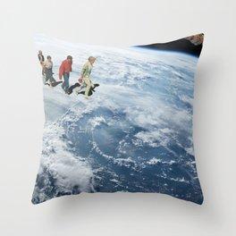 Space Camp Throw Pillow