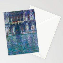 Claude Monet ''Le Palais Contarini'' Stationery Cards