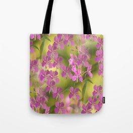 Rosebay Willowherb Flowers #decor #society6 Tote Bag