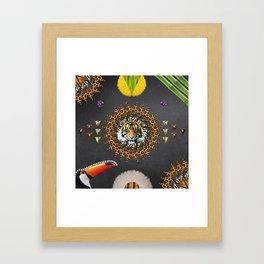 ▲ KWATOKO ▲ Framed Art Print