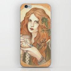 Herbal Tea iPhone Skin
