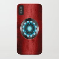 iron man iPhone & iPod Cases featuring Iron Man Iron Man by ThreeBoys