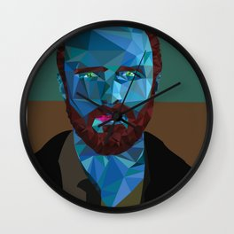 Jesse Pinkman Polygonal Wall Clock