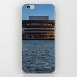 Copenhagen Opera House iPhone Skin