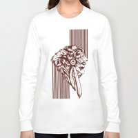 master chief Long Sleeve T-shirts featuring Chief by barmalisiRTB