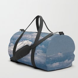 Mount Adams Mt Rainier - PNW Mountains Duffle Bag