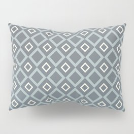 Blues & Grays Pillow Sham