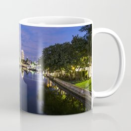 Riverside Blues Coffee Mug