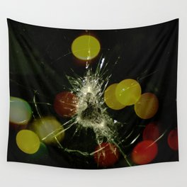 real christmas Wall Tapestry