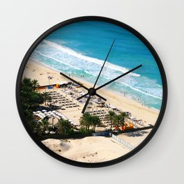 Dubai - Jumeirah Beach Wall Clock