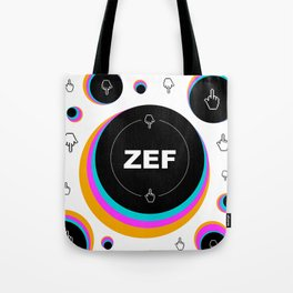zef two Tote Bag