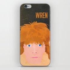 JerrBear iPhone & iPod Skin