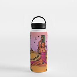 Tattoo Aquarius Water Bottle