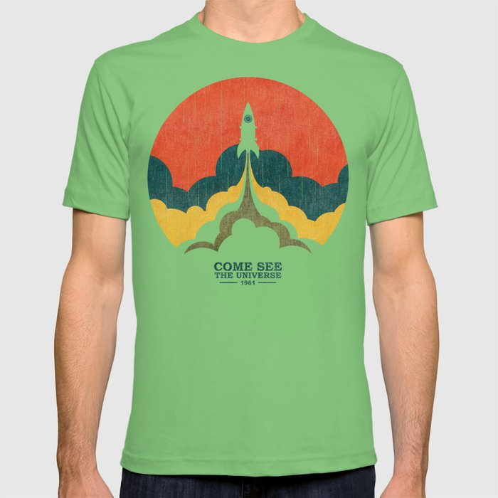 Come See The Universe T-shirt