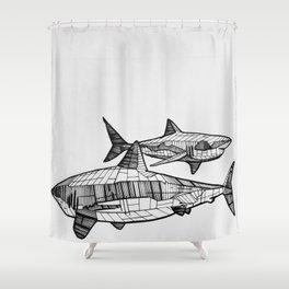 Great Friends Shower Curtain
