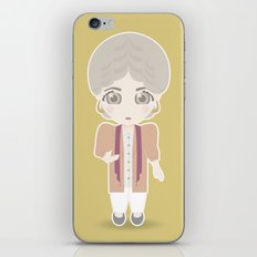 Girls in their Golden Years - Dorothy iPhone & iPod Skin