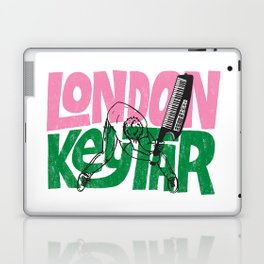 London Keytar Laptop & iPad Skin
