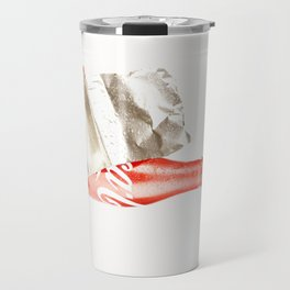 Tin Travel Mug
