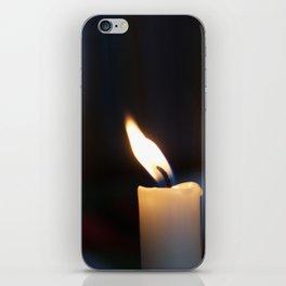Candel iPhone Skin