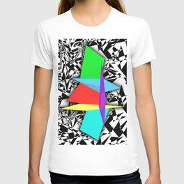 Color Sculpture T-shirt