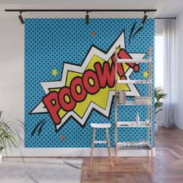 Poow Wall Mural
